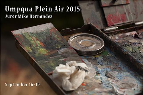 Umpqua Plein Air 2015-1